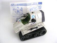 G.I.JOE Gi Joe Vintage 1986 Triple T 100% Complete Near MINT Vehicule Vehicle