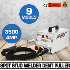 3500 AMP Vehicle Panel Spot Puller Dent Spotter Great Get Welding PROFESSIONAL