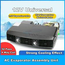 12V A/C Underdash Cooling Evaporator Assembly Unit Air Conditioner 3 Speed 80W