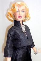 "Animal Magnetism Marilyn Monroe Tonner 16"" Doll Pola Debevoise MIB Box Shipper"