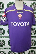 maglia calcio FIORENTINA GILARDINO TG XL 2009/10 shirt maillot trikot camiseta