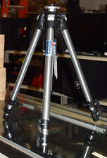 BOGEN MANFROTTO ITALY 3001N BASIC CAMERA TRIPOD CAMCORDER LIGHTWEIGHT