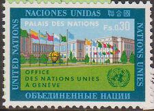 (T5-134) 1969 UN general 30c Palais de nations