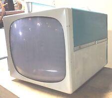 "VINTAGE SENTINEL PORTABLE TELEVISION TV  ""TST107"""