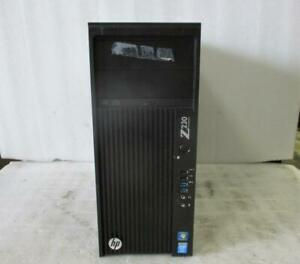 HP Z230 Workstation Win10 Xeon E3-1225 V3 @ 3.20GHz 8GB 500GB HDD Desktop (H638)