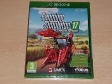 Farming Simulator 17 Platinum Edition Xbox One **BRAND NEW & SEALED**