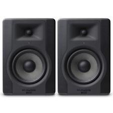 """2x M-Audio BX5 D3 - 5"""" Active Studio Monitor Speakers Pair"""