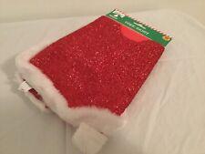 """Christmas House Mini Christmas  Tree Skirt 18""""New"""