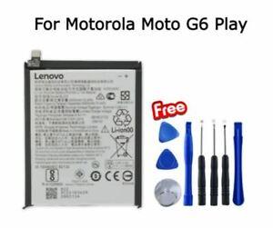 Genuine BL270 4000mAh Internal Battery Replacement For Motorola Moto G6 Play