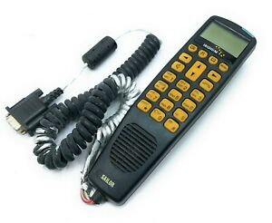 Sailor SC4150 Iridium Control Handset Incl Cradle, Black SN.80349098
