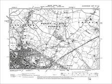 Gloucester, Barnwood, Old Map Gloucestershire 1903: 25SE