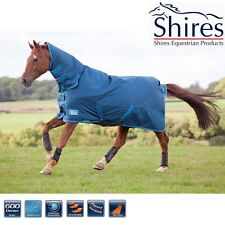 shires Tempest Lite combo turnout rug 5ft 3 Petrol brand new Free Salt Lick