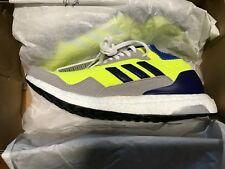 new concept 0eb4f d03ec New 5.5Mens Adidas Consortium Ultra boost Mid Prototype Solar Yellow Blue  BD7399