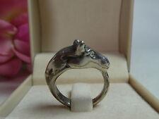 Handgefertigte Modeschmuck-Ringe mit Kristall