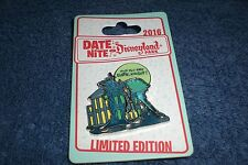 Disney Dlr Date Nite Haunted Mansion Opera Singer & Knight Ghosts Le Pin