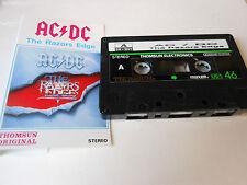 AC DC cassette tape on THOMSUN in stereo THE RAZORS EDGE