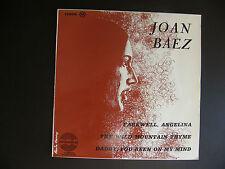 "EP JOAN BAEZ  ""Farewell,Angelina""+2  Amadeo 15 806  Sans Languette"
