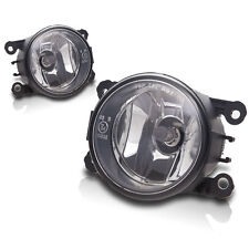 For 2007-2012 Sentra SE-R Replacement Fog Lamps Pair - Clear
