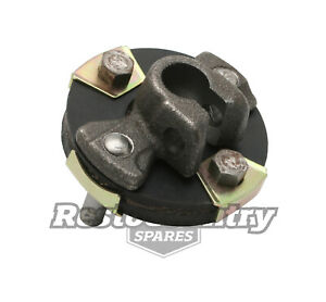 Holden Manual Steering Shaft Flexible Coupling /Trunion Rag Joint HQ HJ HX HZ WB