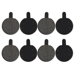 4 Pairs NVP-02 Bicycle Bike Cycling Resin Disc Brake Pads for ZOOM