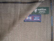 """DORMEUIL 95% WOOL+ 5% CASHMERE """"VINTAGE"""" SUITING FABRIC """"CASHMERE TOWNTX""""-3.4 m."""