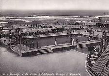 VIAREGGIO - La Piscina (Stabilimento Principe di Piemonte) 1939