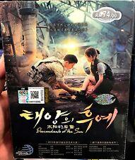 Descendants of the Sun (Vol.1 - 16 End + 3 Special)  ~ 6-DVD ~ English Subtitle