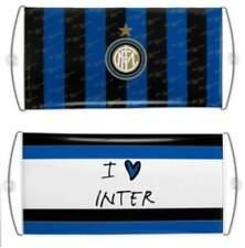 L034 - Parasole per auto a ventosa - Ufficiale F.C. Inter