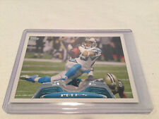 2013 Topps Football Steve Smith Carolina Panthers base card #92
