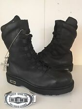 STIVALI CULT N 35 BOOT PELLE COLL 2015 2016 UOMO DONNA BOUNTHY BLACK