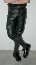 Kniebundlederhose Trachten - Lederhose schwarz Größe 50 TOP