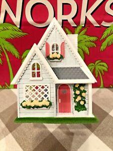 Bath & Body Works SPRING HOUSE 🏡 NIGHTLIGHT Wallflowers Fragrance Plug CUTE!