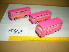 Konvolut Nr. 642 Modellautos SIKU Doppeldecker Bus Sightseeing 1353, Bus Alligat