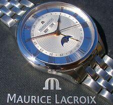 """Super-edle Maurice Lacroix - Masterpiece """"PHASE DE LUNE""""; EVP: 4.090,- EUR"""