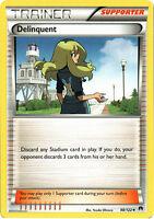 x4 Delinquent - 98/122 - Uncommon Pokemon XY Breakpoint M/NM English