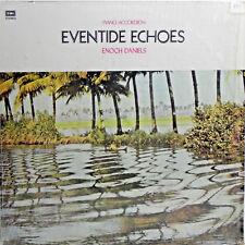 Enoch Daniel Eventide Echoes Instrumental Hindi Film Tunes LP Bollywood India NM