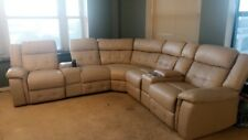reclining light up couch, less than 1 year old. Smoke and pet-free home! OBO