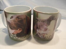 Tasse / Mug - motif chien  BRAQUE ALLEMAND