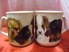 1 Tasse / Mug - motif Chiot Cavalier king charles