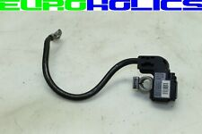 BMW E60 535xi 545i E93 04-10 Rear Trunk Negative Battery Cable IBS 61129164346