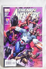The New Avengers Marvel Comic Issue #12