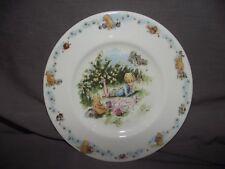 Royal Doulton Disney Classic Pooh Salad Plate - Summer