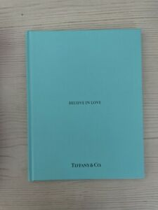 """New Tiffany & Co. """"Believe In Love"""" Catalogue 2020"""