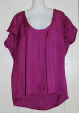 Womens size 20 purple blouse made by KATIES