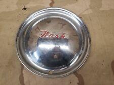 "(1) 1952 1953 1954 1955 AMC Nash Rambler Wheel Center Hub Cap 15"""
