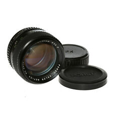 Porst Color Reflex MC Auto 55mm 1:1,2 F Normalobjektiv für Pentax PK vom Händler