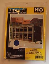 "HO Woodland Scenics ""DPM Landmark Series"" 11700 * JC Nickels kit * NIB"