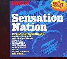 Uncut Magazine CD / UNCUT 2002 10 - Sensation Nation