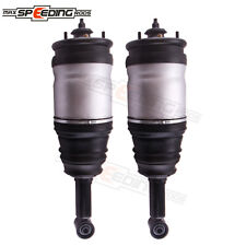 2PCS Pair Rear Shocks Spring Strut & Air Bag for Land Rover LR3 (Disco 3) 05-09