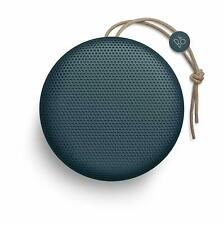 B&O PLAY by Bang & Olufsen Beoplay A1 Bluetooth Speaker/Microphone - Steel Blue